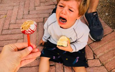Back to School – The difference between a Tantrum and a Meltdown