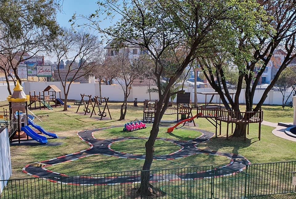 Baby Steps in Linbro Park 9