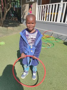 Empowered through Baby Steps Early Learning Centre: Pretty Dube's Story 3