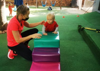 Baby steps to fitness 39