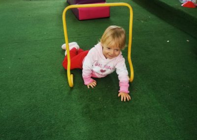 Baby steps to fitness 40