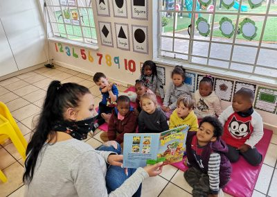 World Read Aloud day 16