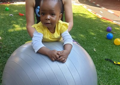 Baby steps to fitness 23