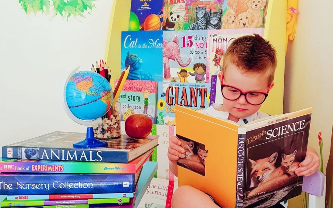 6 Reasons why you should read to your child!