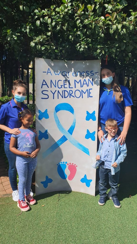 Angelman Syndrome💙 16