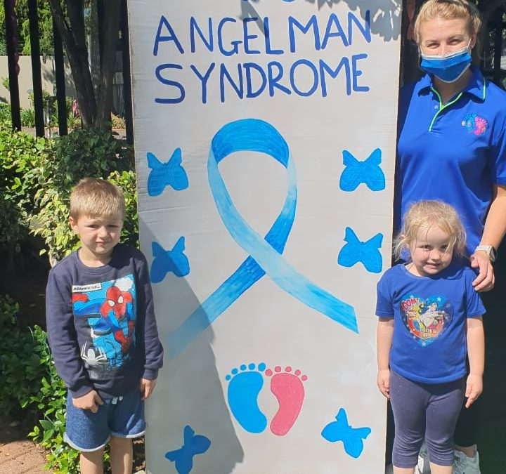 Angelman Syndrome💙